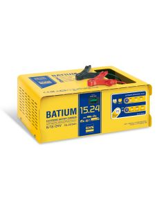 Batium 15.24 - 6v/12v/24v Workshop Bench smart charger with SOS recovery