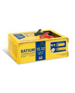 Batium 15.12 - 6v/12v Workshop Bench smart charger with SOS recovery