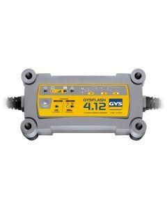 Gysflash 4.12 - 12v Smart Trickle charger ( Renault OE ) 90ah to120ah