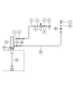 Alentec 204 GB A4 pump kit