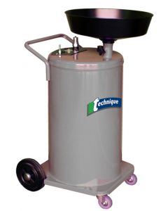 Technique T2200-013 Waste Oil Drainer with Pump