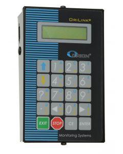 Alentec oil monitoring keypad