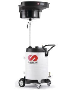 lube equipment, waste oil drainer, garage equipment, oil dalek, lubrication equipment, workshop equipment, engine oil