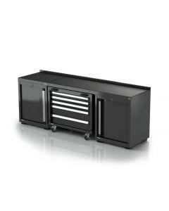DEA fitted cabinets combination 2