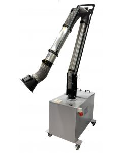 Worky SMOBIPLUS Mobile Weld Fume Extractor