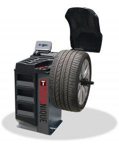 Technique T2020-2D wheel balancer