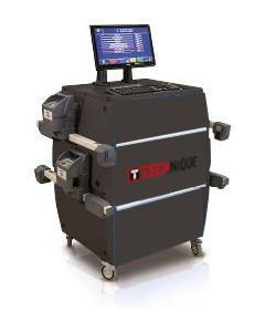 Technique T2410-BT wheel aligner