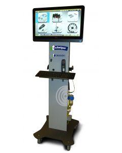 T8003-20 exhaust gas analyser and diesel smoke meter