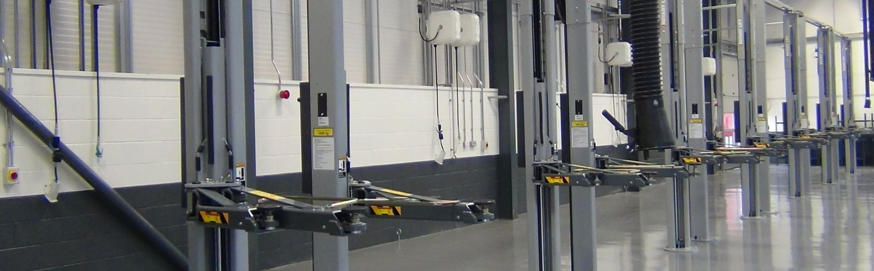 Experts In Garage Equipment. Working in partnership with you to help you achieve your goals