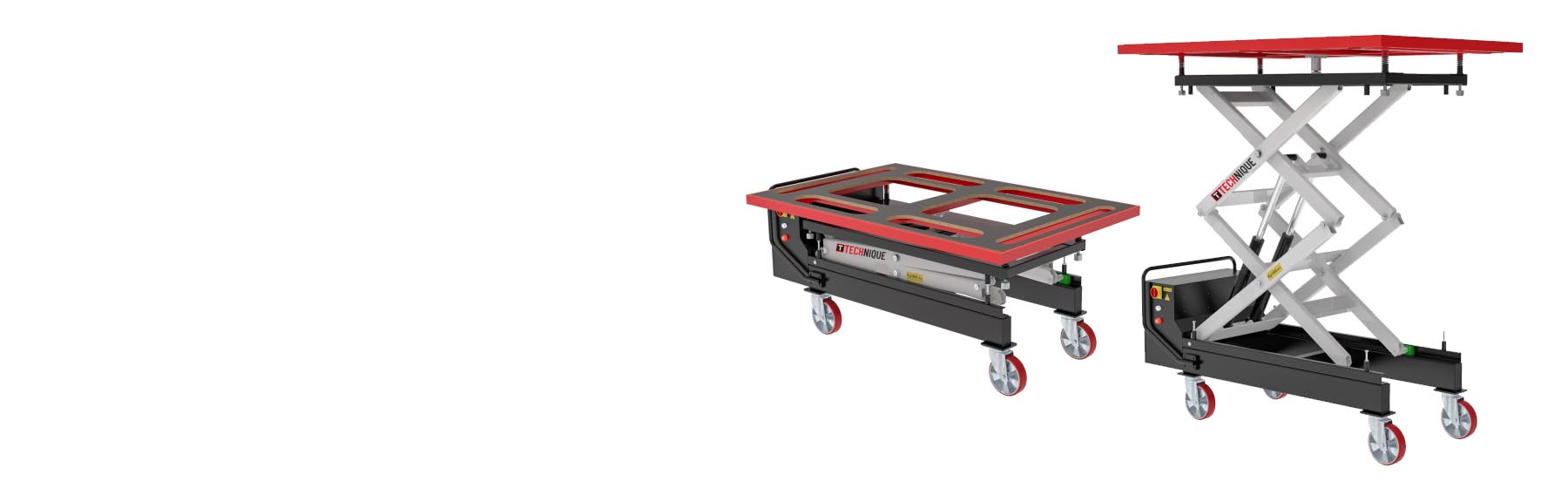 Technique T3314, EV battery lifting table, electric vehicle battery lifting table, EV PHEV servicing