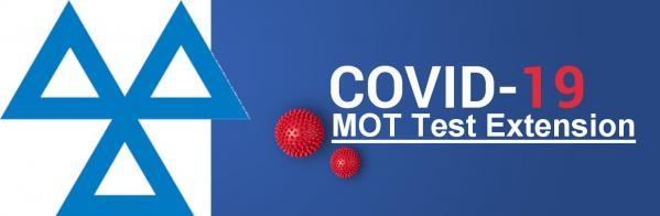 COVID-19 Information Regarding MOT Tests