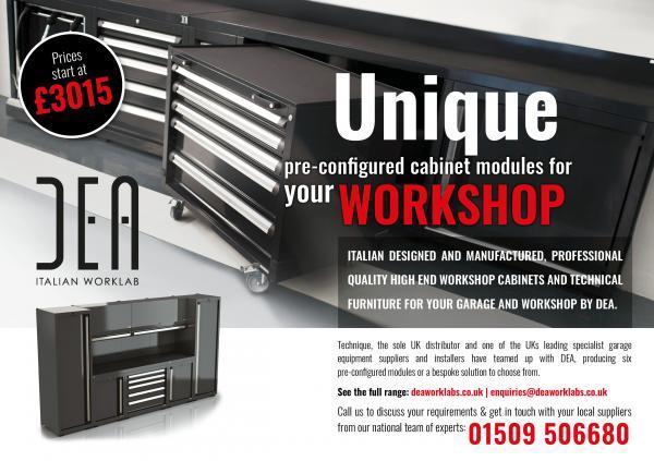 New Website & Ad Campaign for Workshop Furniture Supplier