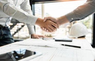 Gott Technical Services Handshake