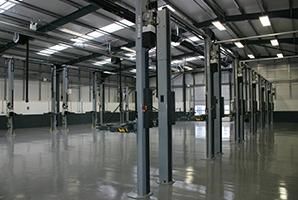 Garage Workshop Design
