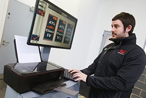 Garage Equipment Calibration Services